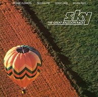 SKY - GREAT BALLOON RACE: REMASTERED EDITION (UK) CD