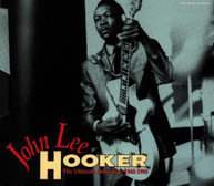 JOHN LEE HOOKER - ULTIMATE COLLECTION 1948-90 CD
