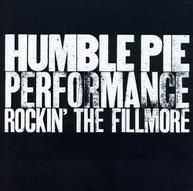 HUMBLE PIE - ROCKIN THE FILLMORE CD