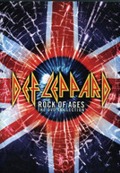 DEF LEPPARD - ROCK OF AGES: THE DEFINITIVE COLLECTION DVD