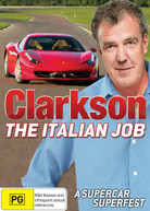 CLARKSON: THE ITALIAN JOB DVD