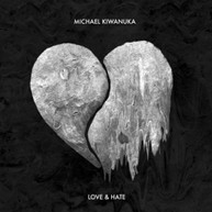 MICHAEL KIWANUKA - LOVE AND HATE CD