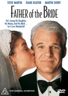 FATHER OF THE BRIDE (1991) DVD