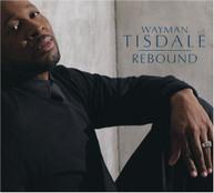 WAYMAN TISDALE - REBOUND (DLX) (DIGIPAK) CD