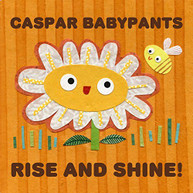CASPAR BABYPANTS - RISE & SHINE CD