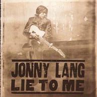 JONNY LANG - LIE TO ME CD