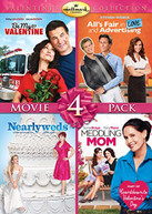 HALLMARK VALENTINE'S DAY QUAD (2PC) (WS) (2 PACK) DVD
