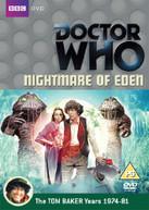 DOCTOR WHO - NIGHTMARE OF EDEN (UK) DVD