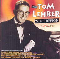 TOM LEHRER - COLLECTION 1953-60 CD