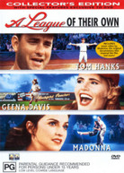 A LEAGUE OF THEIR OWN (COLLECTOR'S EDITION) (1992) DVD