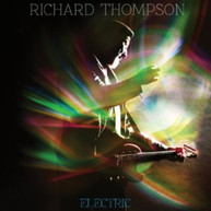 RICHARD THOMPSON - ELECTRIC CD