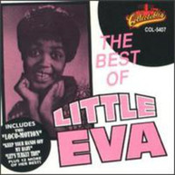 LITTLE EVA - BEST OF LITTLE EVA CD