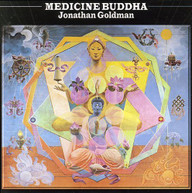 JONATHAN GOLDMAN - MEDICINE BUDDHA CD