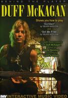 DUFF MCKAGAN - BEHIND THE PLAYER: BASS DVD