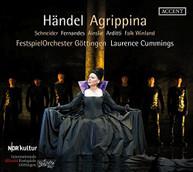 G. HANDEL JAKE CUMMINGS ARDITTI - HANDEL: AGRIPPINA CD