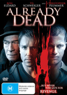 ALREADY DEAD (2007) DVD