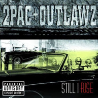 2PAC OUTLAWZ - STILL I RISE CD
