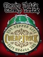 CHEAP TRICK - SGT PEPPER LIVE CD