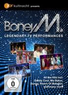BONEY M - LEGENDARY TV PERFORMANCES DVD