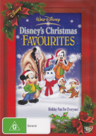 DISNEY'S CHRISTMAS FAVOURITES (2005) DVD