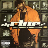 DJ CLUE - PROFESSIONAL 3 CD