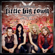 LITTLE BIG TOWN - PLACE TO LAND CD