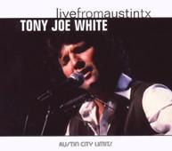 TONY JOE WHITE - LIVE FROM AUSTIN TX (DIGIPAK) CD