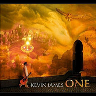 KEVIN JAMES - ONE CD
