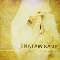 SNATAM KAUR - LIGHT OF THE NAAN (IMPORT) CD
