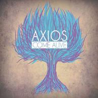 AXIOS - COME ALIVE CD