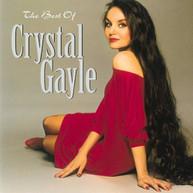 CRYSTAL GAYLE - BEST OF CRYSTAL GAYLE CD