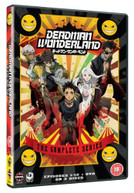 DEADMAN WONDERLAND - THE COMPLETE SERIES COLLECTION (UK) DVD
