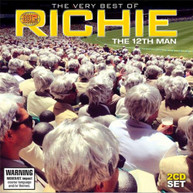 THE 12TH MAN - THE VERY BEST OF RICHIE (2CD) CD
