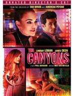 CANYONS (DIRECTOR'S CUT'S) (CUT) (DIRECTOR'S CUT) DVD