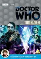 DOCTOR WHO - TIMELASH (UK) DVD