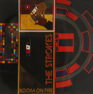 STROKES - ROOM ON FIRE CD