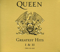 QUEEN - GREATEST HITS 1 & 2 CD