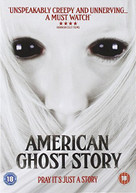 AMERICAN GHOST STORY (UK) DVD