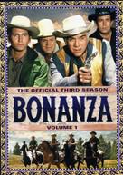 BONANZA: THE OFFICIAL THIRD SEASON 1 (5PC) DVD