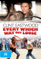 EVERY WHICH WAY BUT LOOSE (1978) DVD