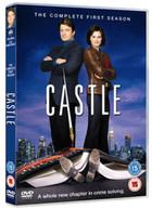 CASTLE - SEASON 1 (UK) DVD