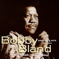 BOBBY BLUE BLAND - GREATEST HITS 2 CD