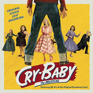 CRY -BABY: THE MUSICAL O.C.S. CD