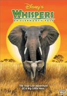 DISNEY'S WHISPERS: ELEPHANT'S TALE DVD