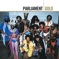 PARLIAMENT - GOLD CD