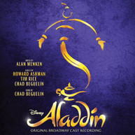 ALADDIN O.B.C. CD