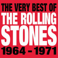 ROLLING STONES - VERY BEST OF THE ROLLING STONES 1964-1971 CD