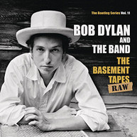 BOB DYLAN & THE BAND - BASEMENT TAPES RAW: THE BOOTLEG SERIES 11 CD