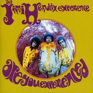 JIMI HENDRIX - ARE YOU EXPERIENCED CD