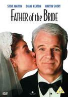 FATHER OF THE BRIDE 1 (UK) DVD